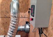 Установка электростанции Daily G8100RSM (Genmac) с блоком аварийной автоматики