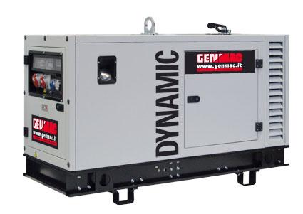 Электростанция Genmac, серия DINAMIC