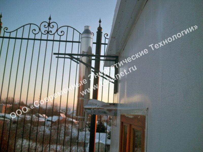 Установка электростанции в загородном доме